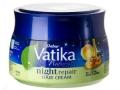 Крем-маска для волос «Night  Repear» 140мл, т.м.«Dabur Vatika»