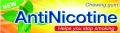 Жевательная резинка Antinicotine,.