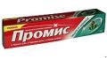 """Зубная паста промис """"защита от кариеса"""", dabur, 100гр"""