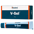 Гель вагинальный «V-Gel», т.м.Himalaya